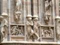 Detaily zpracování Duomo